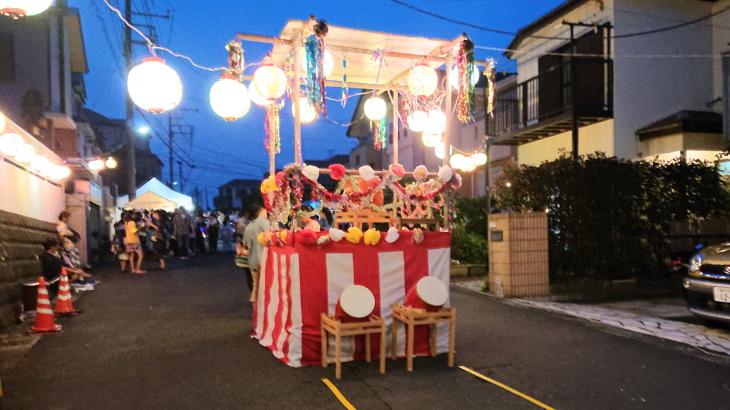 地元っコはハシゴが当たり前!?下永谷流の夏祭りの楽しみ方