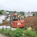 絶対ないと思うけどスーパーに期待…下永谷の空き地で工事始まる