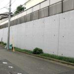 """""""日限山の嘆きの壁""""なぜかテンションがあがる世界遺産風の壁"""